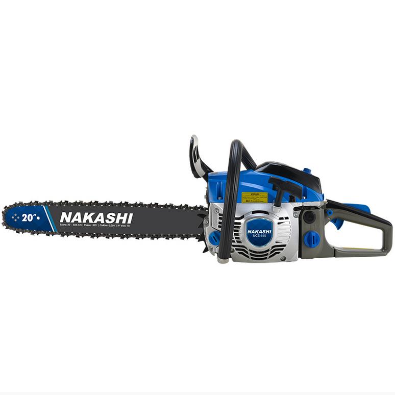 Motosserra Nakashi ncs 550