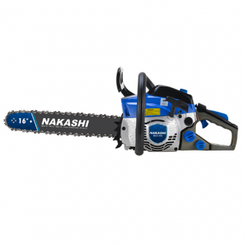 Motosserra Nakashi NCS400, 40,1cc, barra 16